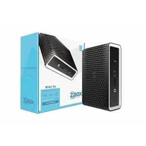 ZOTAC ZBOX CI622 Nano Silent Passive-Cooled Mini PC 10th Gen Intel Core i3 Dual-core, Intel UHD for $500