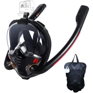 HJKB Full Face Snorkel Mask from $18