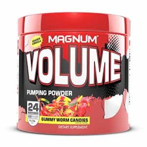 Magnum Nutraceuticals Volume, 24 Servings Powder for $33
