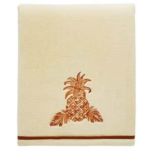 Tommy Bahama Batik Pineapple, Bath Towel, Orange for $18