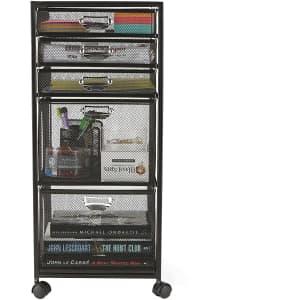 Mind Reader 5-Tiered Cabinet for $72