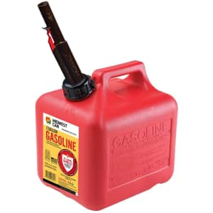 Midwest 2-Gallon Gasoline Container for $15