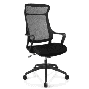 Realspace Lenzer Mesh High-Back Task Chair for $150