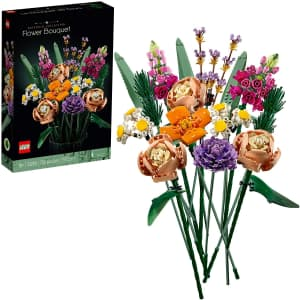 LEGO Flower Bouquet for $40