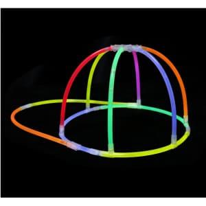 Popglo Glow-in-the-Dark Hat for $1
