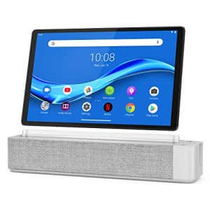 """Lenovo Smart Tab M10 Plus, 10.3"""" Android Tablet, Alexa-Enabled Smart Device, Octa-Core Processor, for $269"""