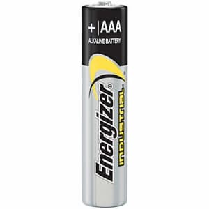 Eveready 1 X Energizer AAA Alkaline Industrial Batteries - 24 Pack for $16