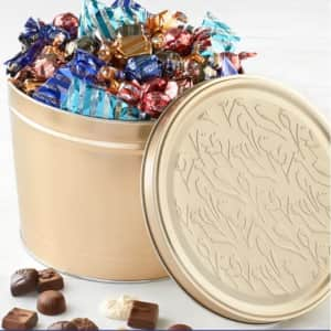 Harry London 5-lb. Assorted Chocolates Tin for $50