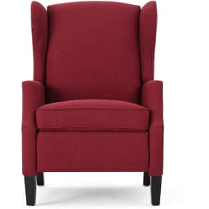 Christopher Knight Home Wescott Traditional Fabric Recliner for $172