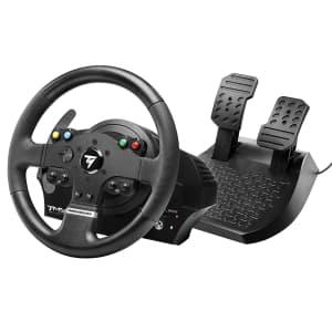 Thrustmaster TMX Force Feedback Racing Wheel for $200