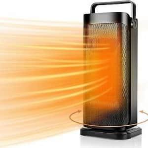 Trustech 1,500W Ceramic Space Heater for $39