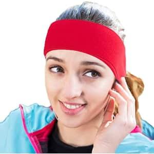 Atneato Unisex Ear Warmer Headband from $4