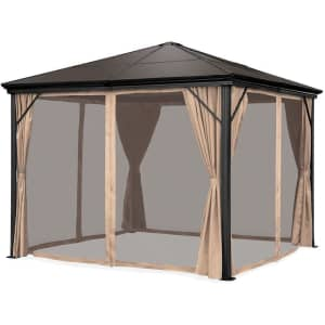 Best Choice Products 10x10-Foot Outdoor Gazebo for $650