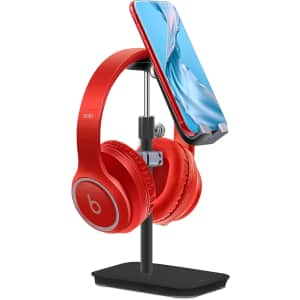 Esolei 2-in-1 Phone & Headphones Stand for $17