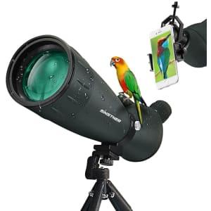 Sinstner 25-75X75 HD Spotting Scope for $97