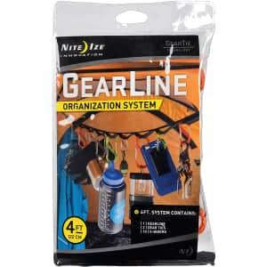 Nite Ize GearLine Organization System for $17