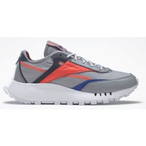 Reebok Men's Classic Leather Legacy Pure Shoes for $42