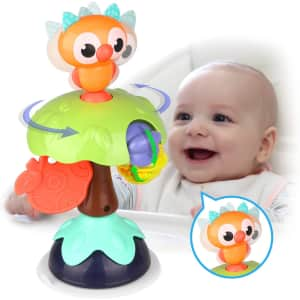 Kidpal Suction High Chair Toy for $6