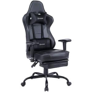 Von Racer Massage Gaming Chair for $84