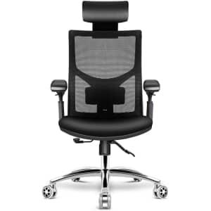 HomeGoGo Office Desk Chair for $130