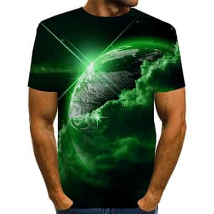 TS Men's Graphic T-Shirt for $7