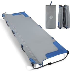 Portable Folding Cot for $73