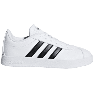 adidas Kids' VL Court 2.0 Sneakers for $20 or 2 pairs for $30