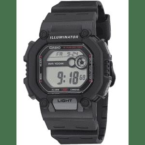 Casio Men's Heavy Duty Digital Watch for $20