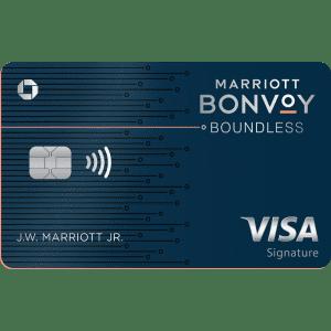 Marriott Bonvoy Boundless™ Credit Card: Earn 3 Free Nights