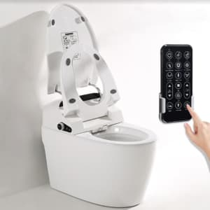 Homary Smart All-in-1 Elongated Toilet and Bidet for $880