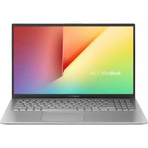"Asus VivoBook 15 10th-Gen. i5 15.6"" Ultrabook Laptop for $560"