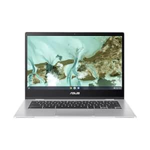 "ASUS Chromebook CX1, 14"" Full HD NanoEdge Display, Intel Celeron N3350 Processor, 64GB eMMC for $330"