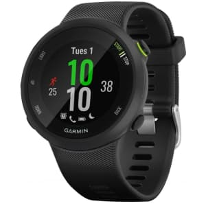 Garmin Forerunner 45 GPS HR Running Smartwatch for $101