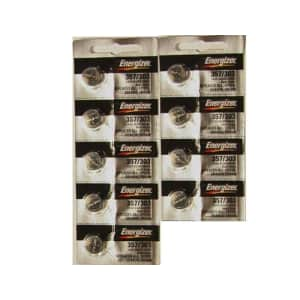 Energizer Silver Oxide Batteries 357 - 9 ct. for $21