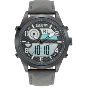 Kenneth Cole Reaction Men's Ana-Digital Watch for $22