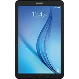 Samsung Galaxy Tab E 8 16GB 4G LTE Android 5.1.1 Lollipop (AT&T) (Renewed) for $110