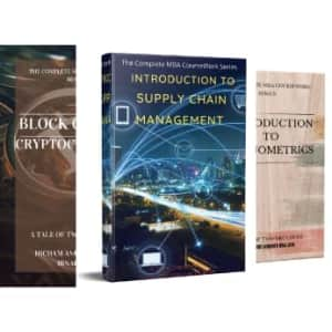 """""""The Complete MBA CourseWork Series"""" Kindle eBook: 13 eBooks: Free"""