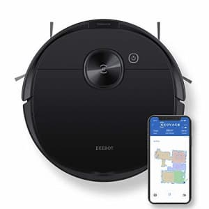 ECOVACS Deebot N8 Pro Robot Vacuum and Mop, Strong 2600Pa Suction, Laser Based LiDAR Navigation, for $550