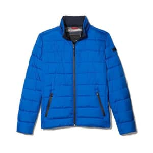 Michael Kors Men's Quilted Puffer Jacket for $59