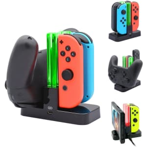 FastSnail Controller Charger for Switch for $15