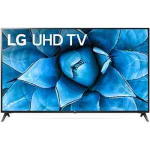 "LG 73 Series 70UN7370PUC 70"" 4K UHD Smart TV for $879"