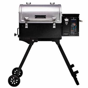 Camp Chef Pursuit Portable Pellet Grill PPG20,Black,Silver for $480
