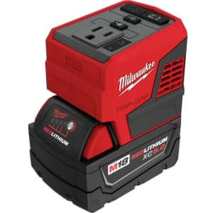 Milwaukee M18 Fuel 18V 5 Lithium-Ion Cordless Power Supply for $149