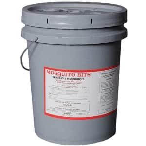 Summit Quick-Kill Mosquito Bits 20-lb. Bucket for $116