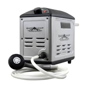 Mr. Heater BaseCamp Battery-Operated Shower System for $150