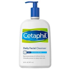 Cetaphil 20-oz. Daily Facial Cleanser for $9.83 via Sub & Save
