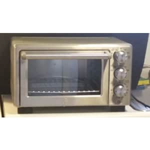 Oster Designed for Life 6-Slice Toaster Oven, Silver for $60