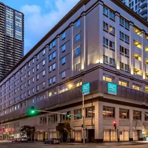 Summer Stays at Downtown Chicago AC Hotel at Travelzoo: from $109 per night