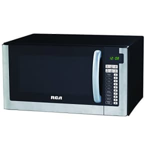 RCA 1.2-Cu. Ft. 1,000W Stainless Steel Microwave for $291