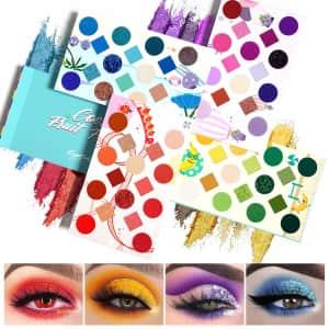 Eyeseek 64-Color Eyeshadow Palette for $7